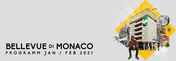 BELLEVUE di MONACO - PROGRAMM