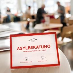 Sozialleistungen für Asylsuchende
