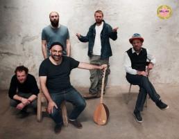 Soli-Konzert: Lucile and the Rakibuam live
