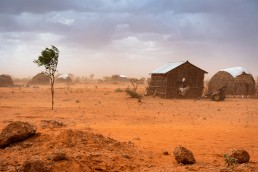 Displaced By Climate Change