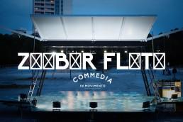 ZxxBxR FLxTx - Commedia in Movimento