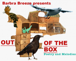 Barbra Breeze presents: Poetry And Melodies