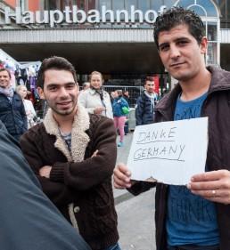 Der Münchner Sommer der Migration