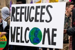 Refugees welcome - immer noch